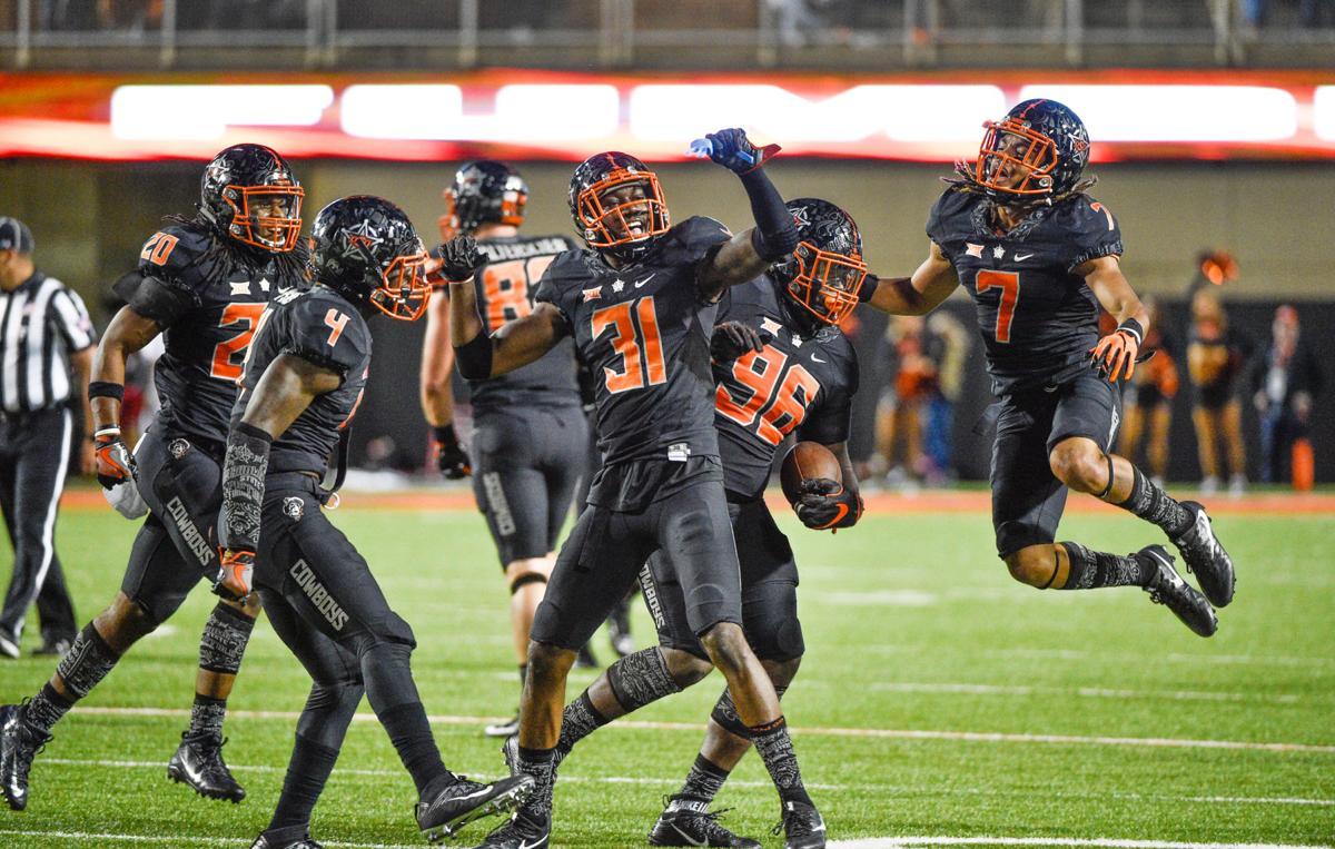 PHOTOS: Oklahoma State vs. Texas Tech football   Gallery ...