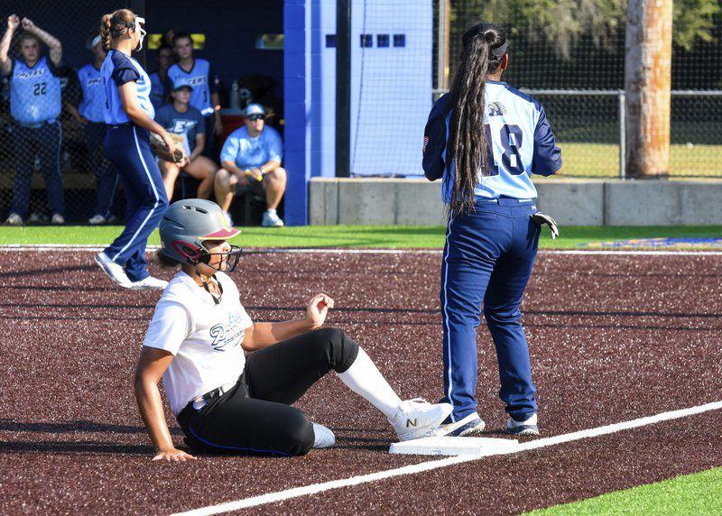 Stillwater High senior McLaughlin allows one hit in run-ruled victory