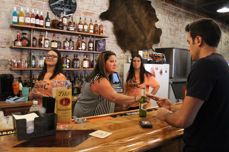 Salty Bronc Saloon honors Red Dirt tradition