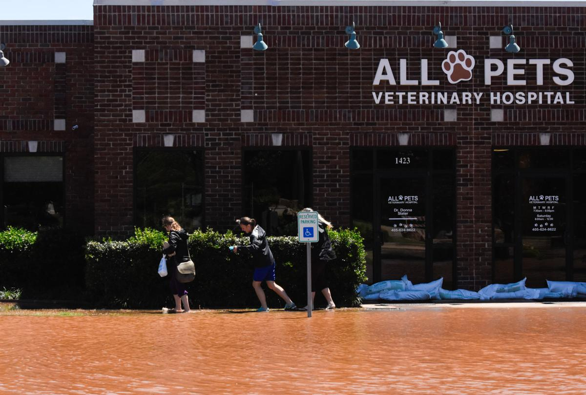 Photo Gallery Storm Damage Near Perry And Flooding In Stillwater