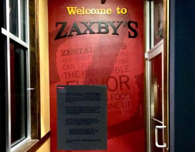 Zaxby's in Stillwater