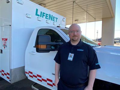 2020 Star of Life award honored LifeNet employee