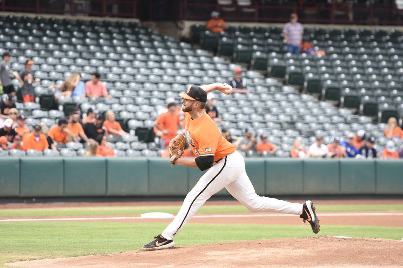McCusker shines in LF, at plate in Cowboys' NCAA Regional championship