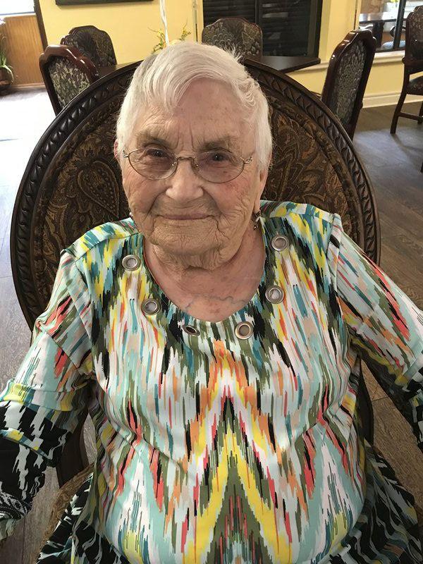 Stillwater resident celebrates 100th birthday