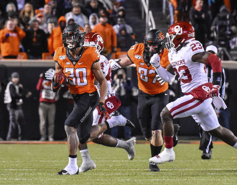 Gundy intends to shut down Hubbard following grueling regular season