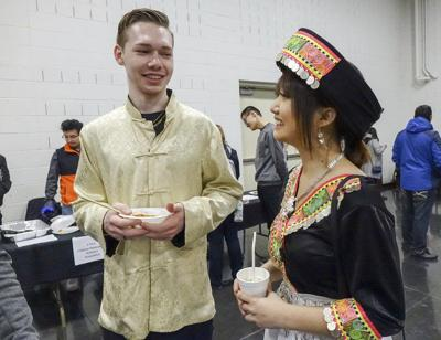 International flavor: Annual bazaar puts culinary concepts from afar on display at OSU