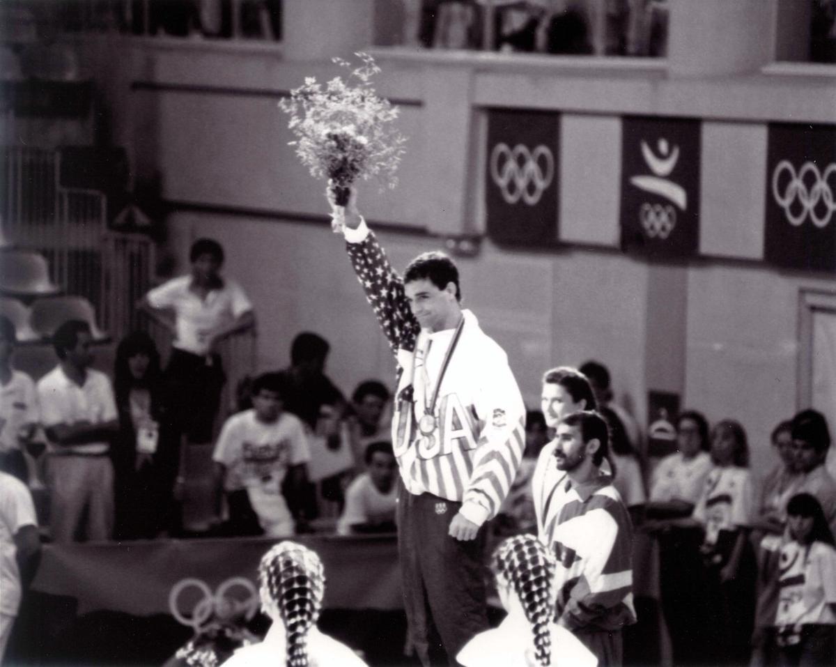 John Smith 1992 Olympics