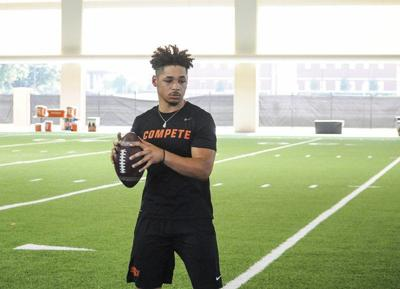 Tracin Wallace getting chance to prep for next step in life