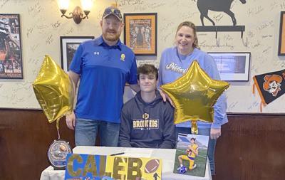 Caleb Allen signing