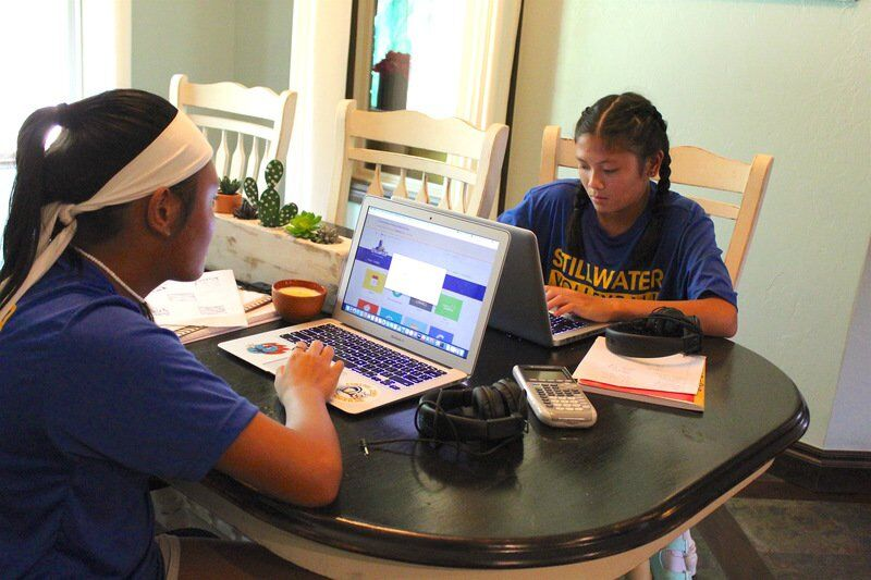 Under pressure: Kids and parents stressed by distance learning
