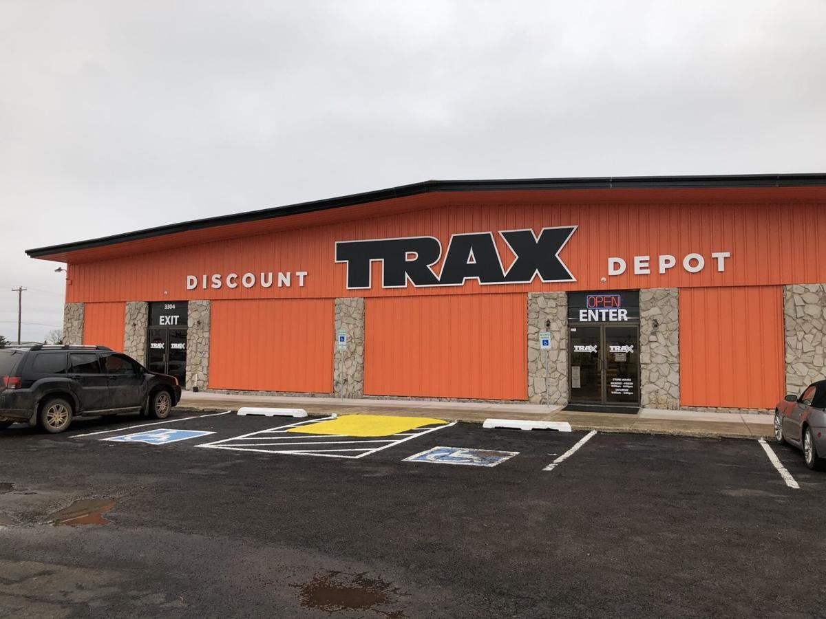 Trax Discount Depot