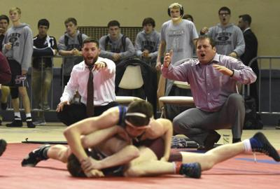 Delk departs as Perry wrestling coach