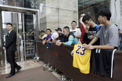 China NBA Relationship