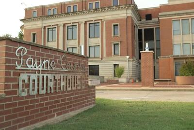 Upcoming court cases in Payne County