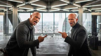 'Hobbs and Shaw' crashes and burns