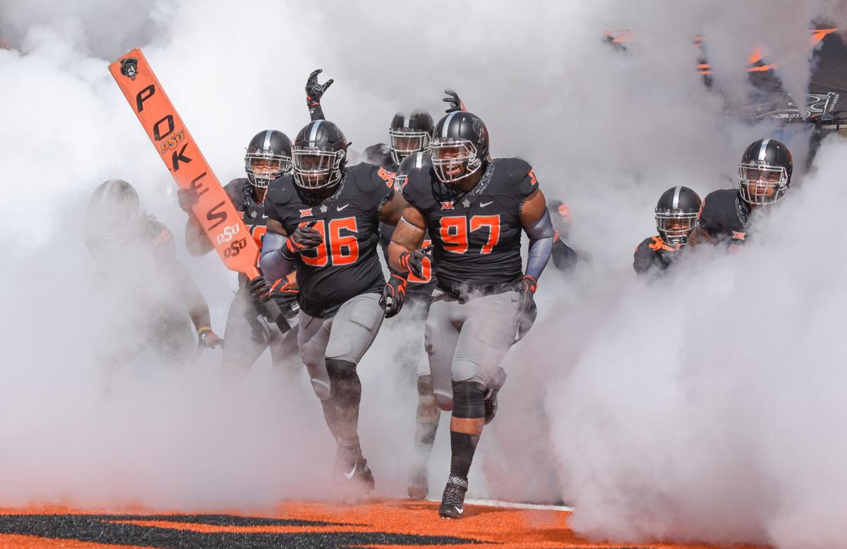 Football Slideshow: Oklahoma State University vs. Central ...