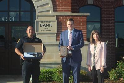 SPD honors 2019 DUI Top Cop Award recipient