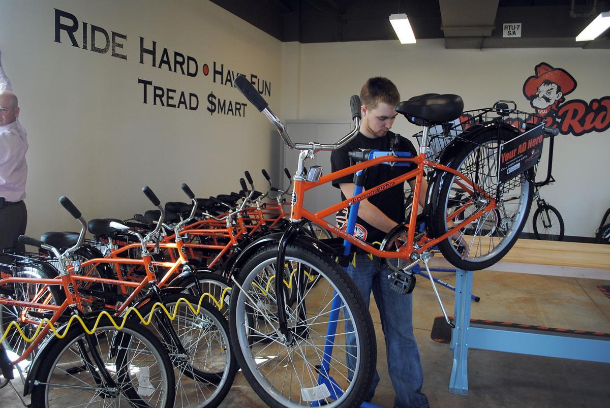 orange ride bikes.JPG