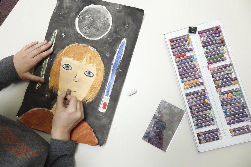 richmond elementary program inspiring every student to find artistic side news stwnewspress com