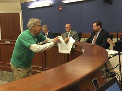 City Council denies rezone for parking lot, calls for long-term solution