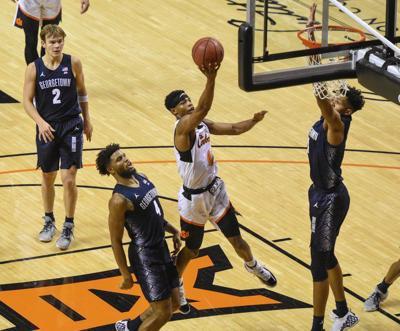 Anderson improving as OSU offense slumps