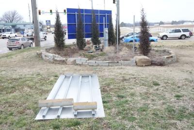 Tremendous City Officials Believe Welcome Sign Stolen News Uwap Interior Chair Design Uwaporg