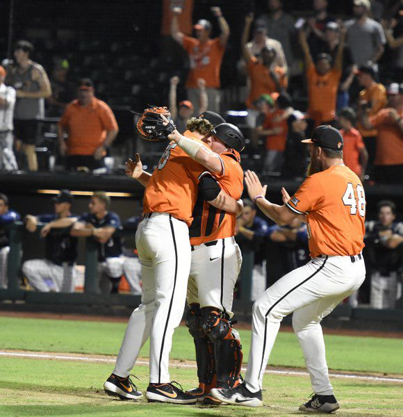 Cowboys' rematch with Texas Tech set for Super Regional