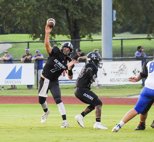 Perkins-Tryon Demons dominate Hennessey