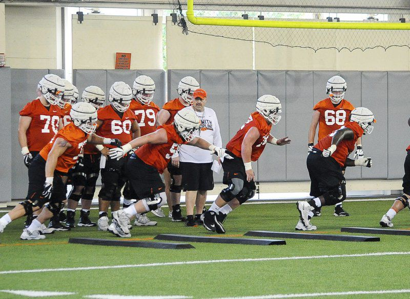 Competition heats up as Cowboys open fall camp