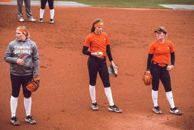 Stacked roster presents challenge for Cowgirl softball lineups