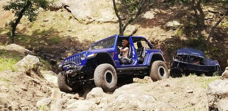 Open wheeling provides fun for the whole family