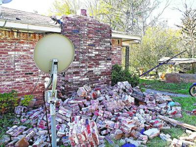 Central Oklahoma Quake