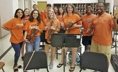 OSU Symphony Orchestra heads to Canada for national conference