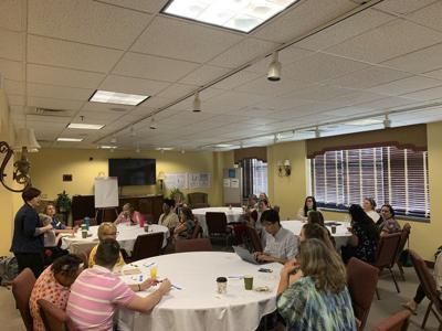 Early childhood advocates discuss hurdles to health care, education access