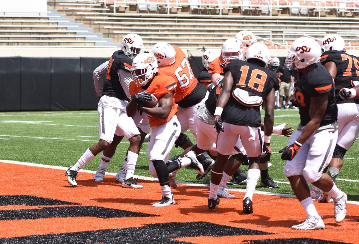 PHOTO GALLERY: Oklahoma State spring football game at ...