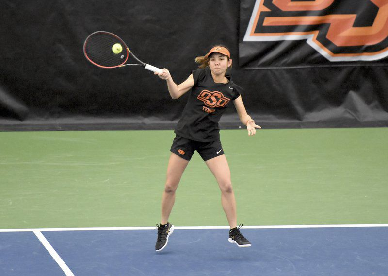Cowgirls ready to bounce back from Sunday's loss