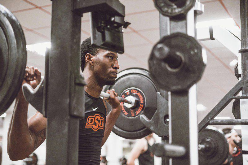 Brotherhood: Dziagwa, McGriff remained in Stillwater to rehab together