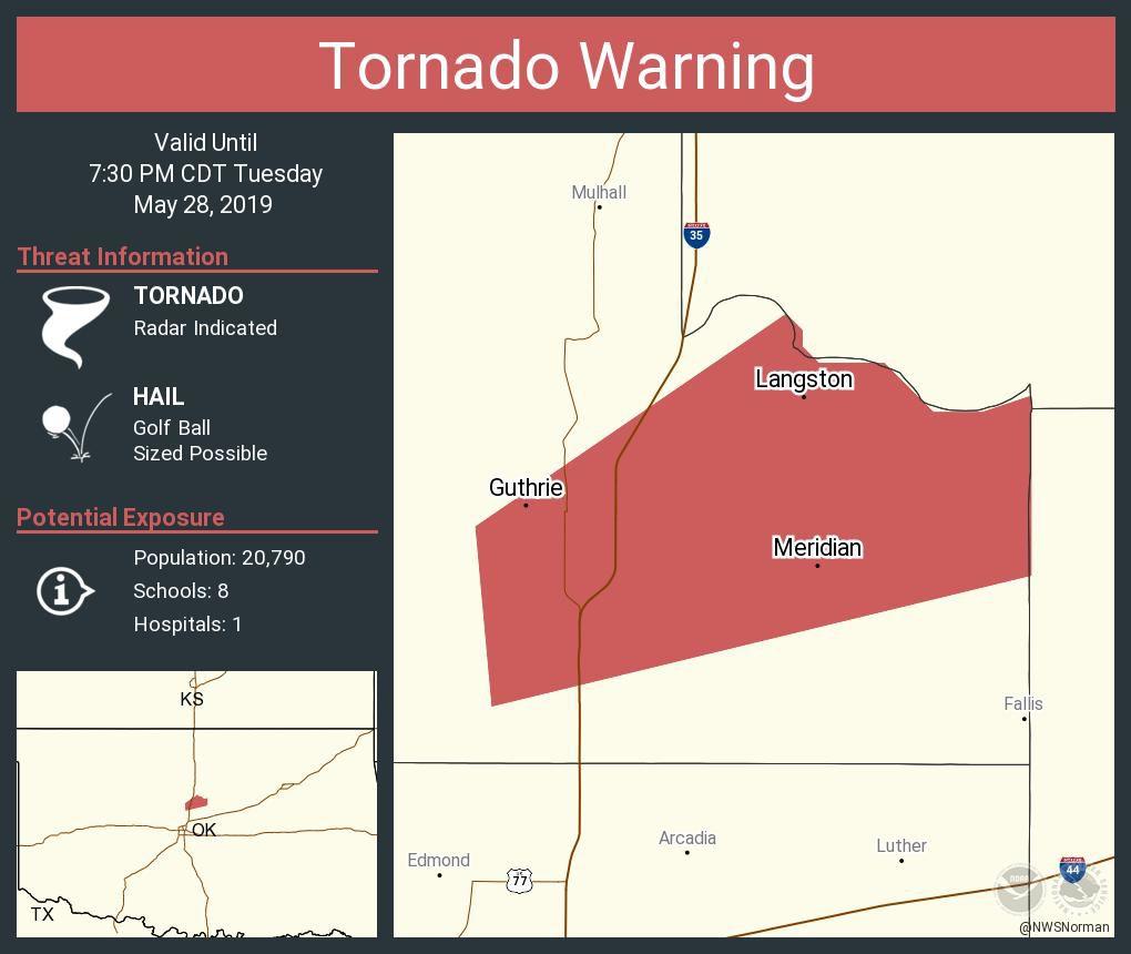 The Latest: Severe Weather in Oklahoma | News | stwnewspress com