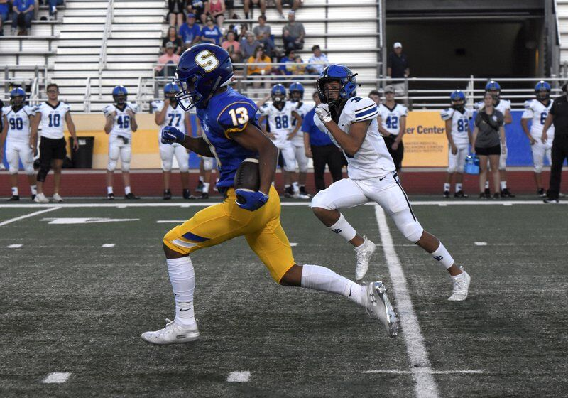 Stillwater High football back to action, ready for Deer Creek