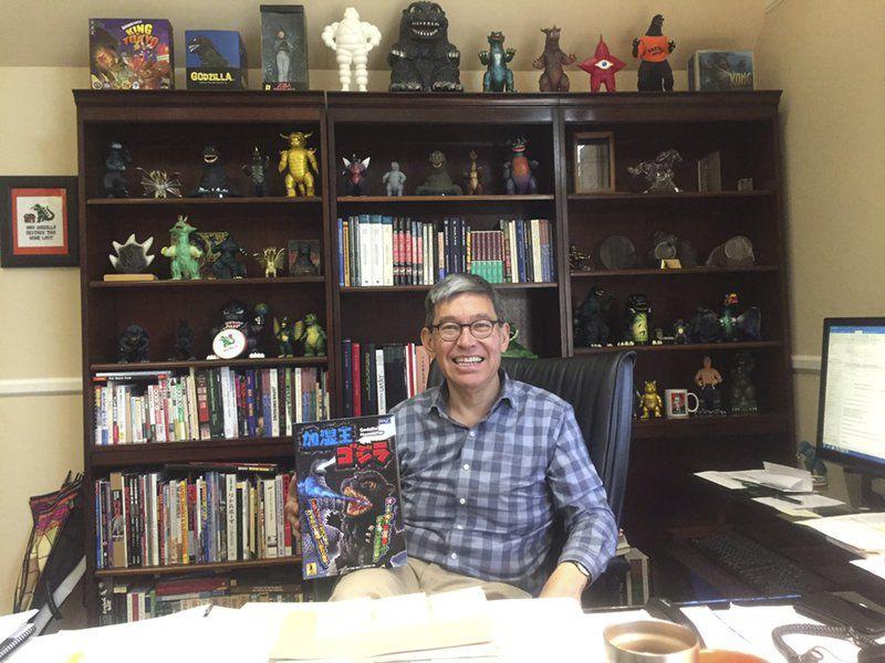 Professor Godzilla coming to LexiCon