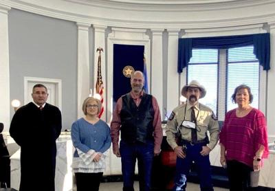 Payne County elected officials take office