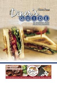 2018 Diner's Guide