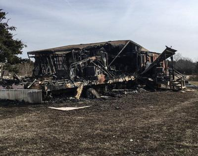 Structure fire kills Ingalls resident