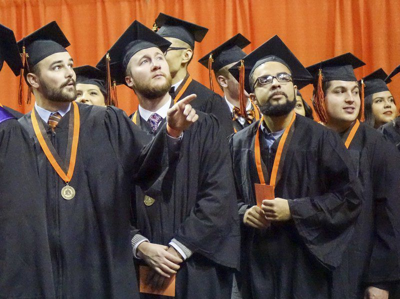 Oklahoma State University recognizes fall graduates | News