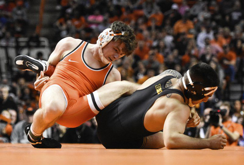 Past starters returning to the mat for Cowboy wrestling