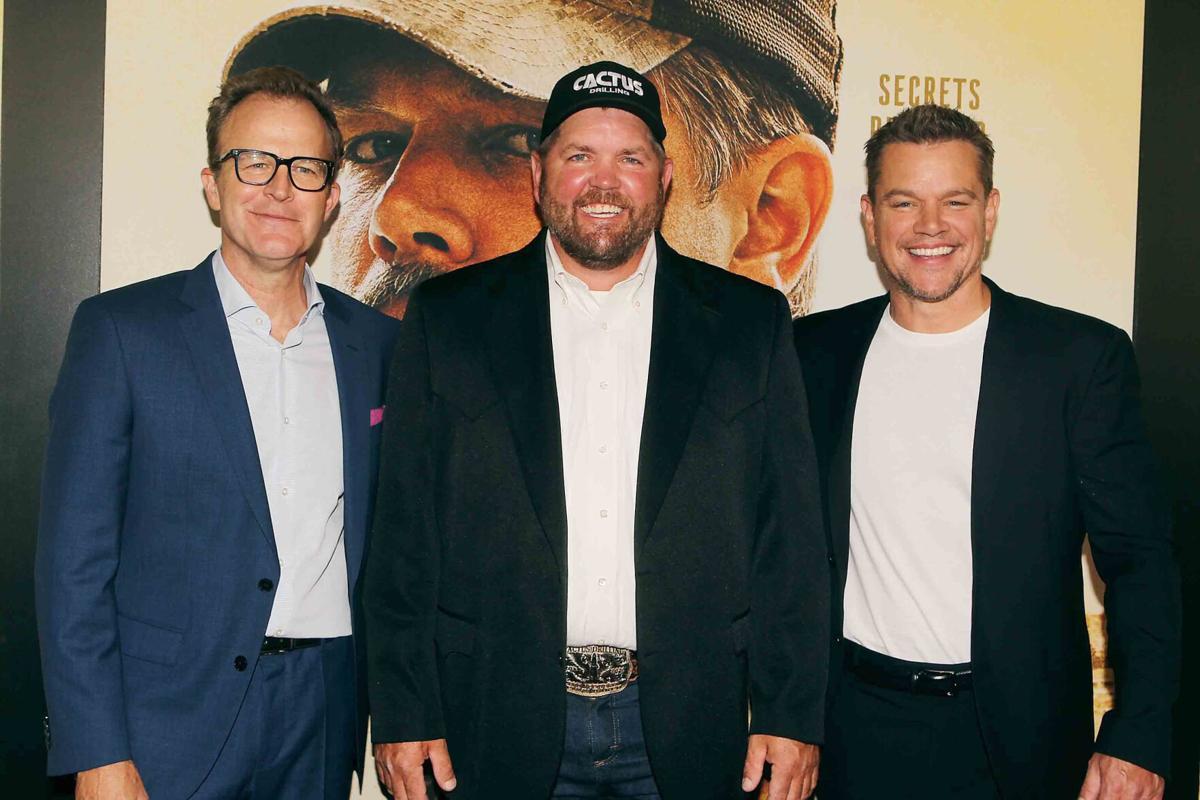 Tom McCarthy , Kenny Baker and Matt Damon