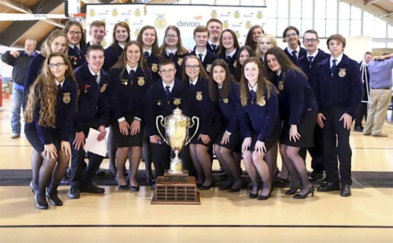 Stillwater FFA striving for excellence
