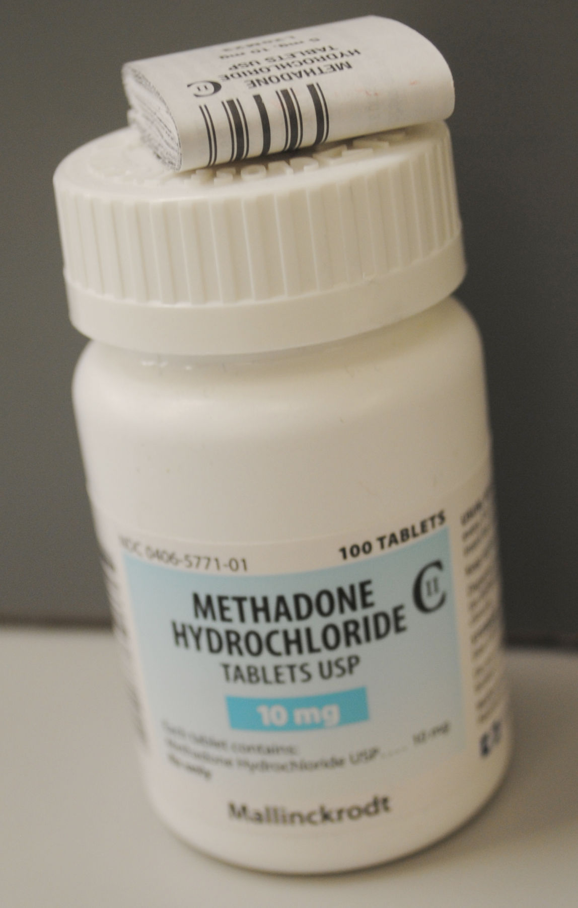is methadone a treatment or a