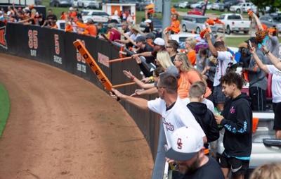 OSU softball fans