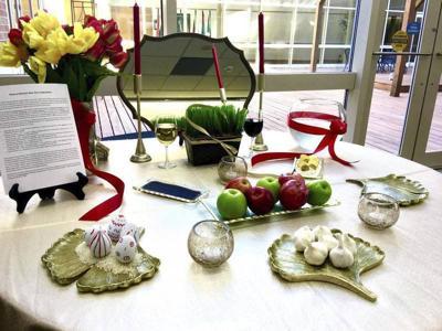 Nowruz marks the beginning of spring